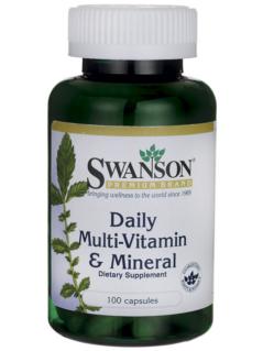 Daily Multivitamin & Mineral