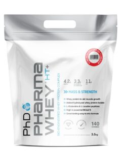 Pharma Whey 908g Strawberry